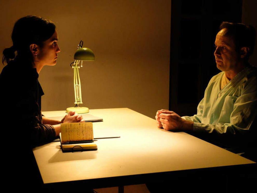 Imagen del último capítulo de 'La caza. Monteperdido', que se emite esta noche en La 1.