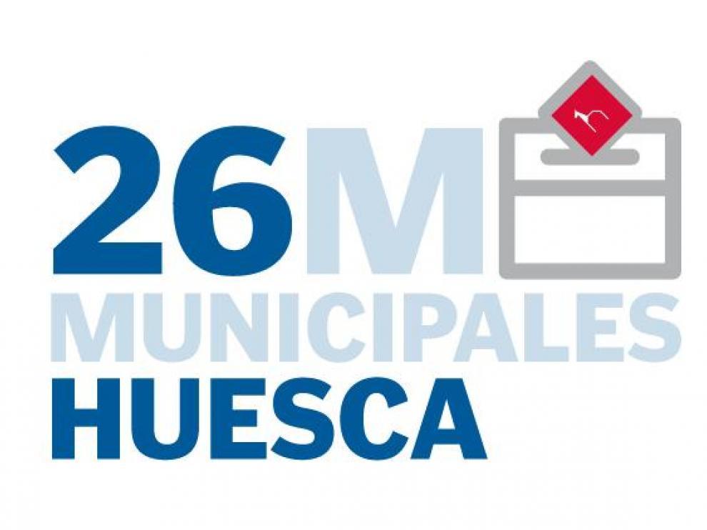 Resultado de las elecciones municipales en Huesca