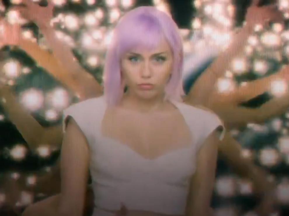 Miley Cyrus, protagonista del tercer capítulo.