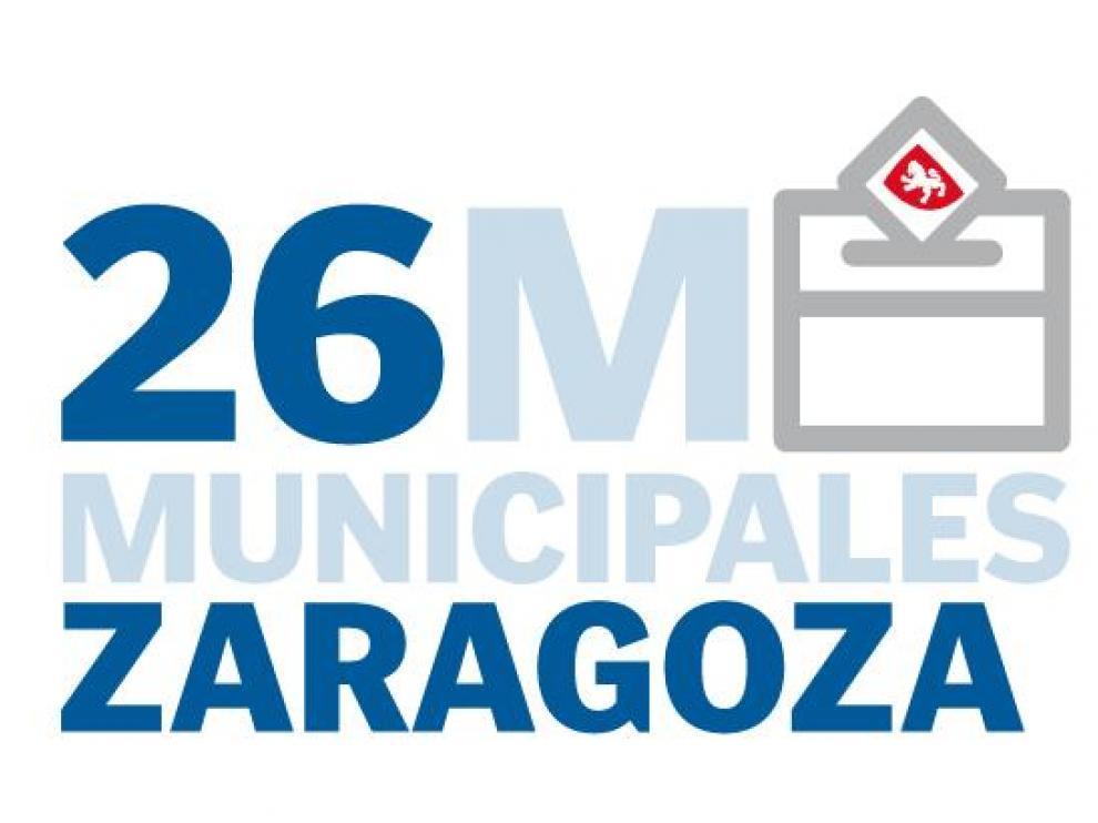 Resultado de las elecciones municipales en Zaragoza