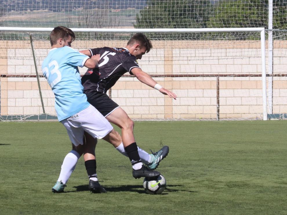 Fútbol. Regional Preferente- Cella vs. Alcañiz.