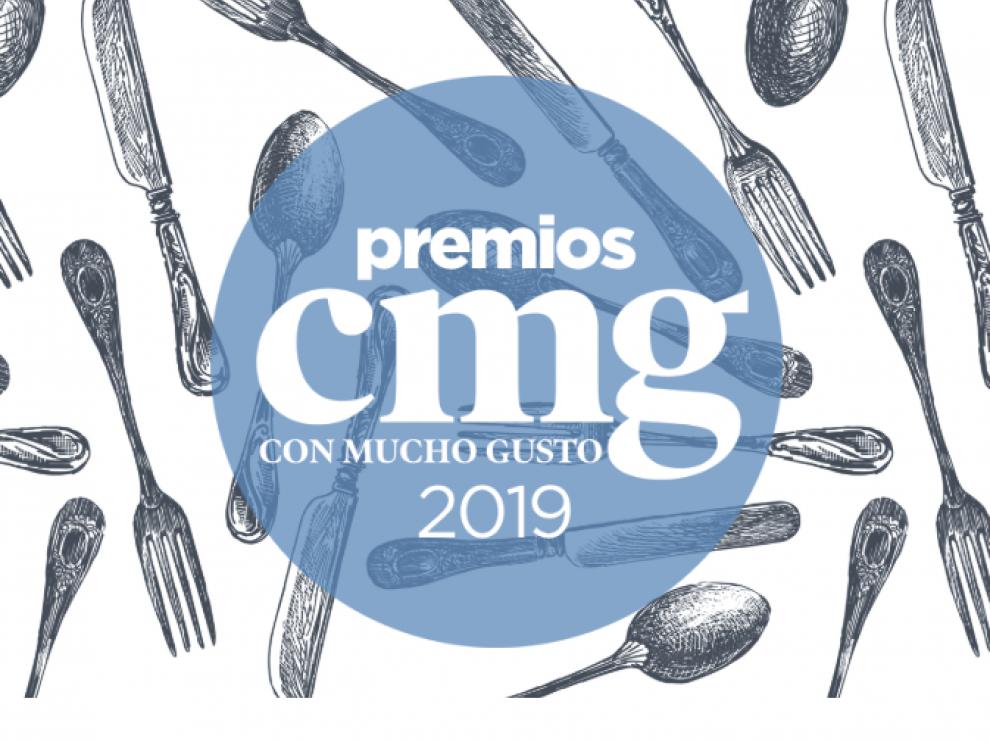 Cartel premios 'Con mucho gusto' este 29 de mayo organizado por HERALDO.