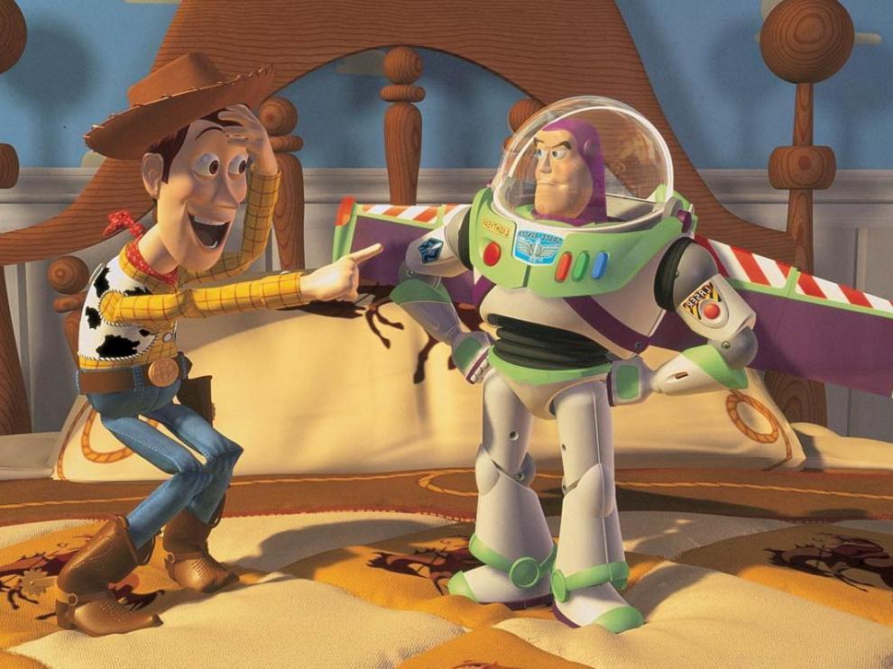 Fotograma de 'Toy Story'