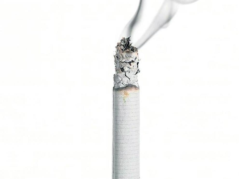 Según la Encuesta Nacional de Salud, un 24,13% de los aragoneses fuman a diario.