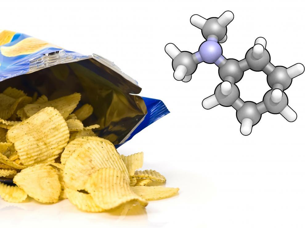 ¿Descubres qué moleculica es esta?