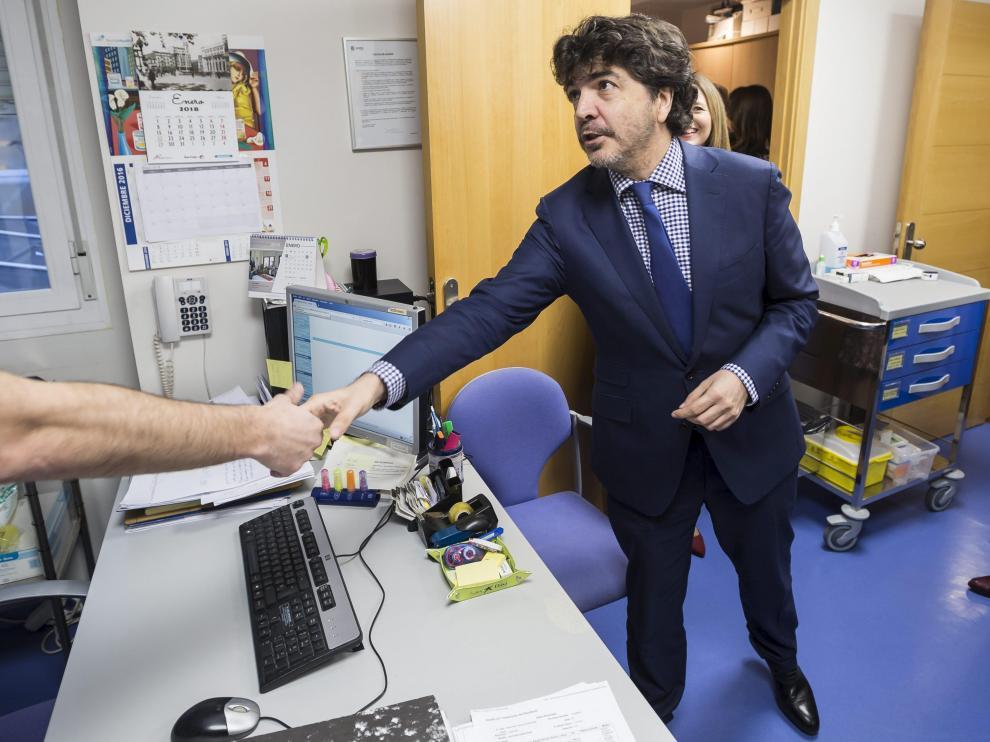 Mario Garcés, el año pasado en Zaragoza
