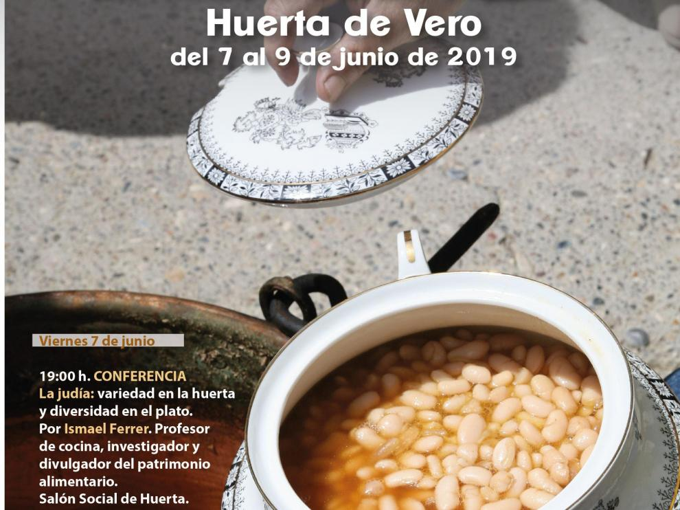 Segunda edición de las jornadas de promoción de la huerta.