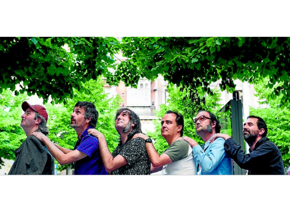 Los zaragozanos Gran Sol lanzan este lunes canción del verano y anuncian elepé en septiembre.