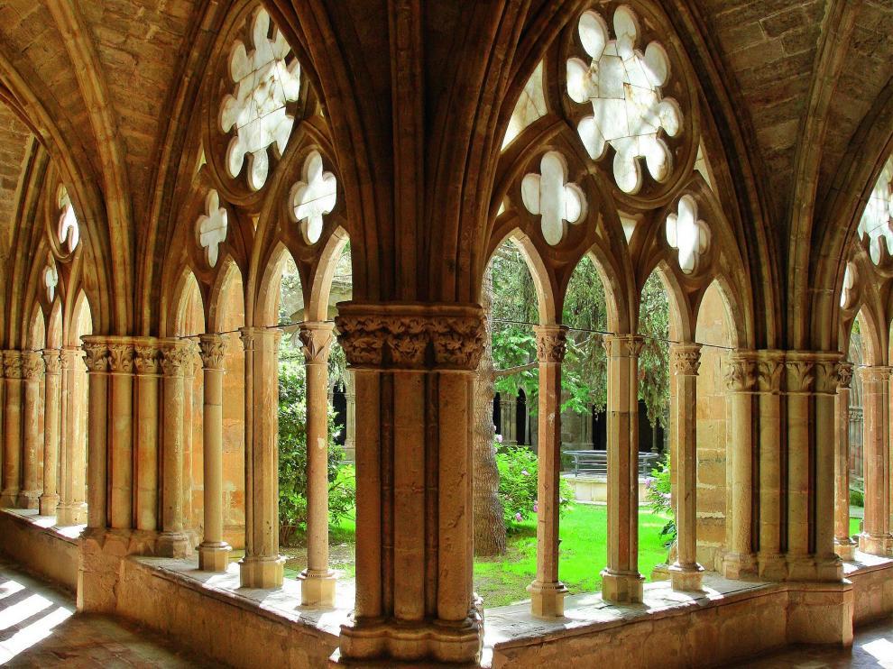 El monasterio de Veruela es uno de los parajes más especiales de la ruta.
