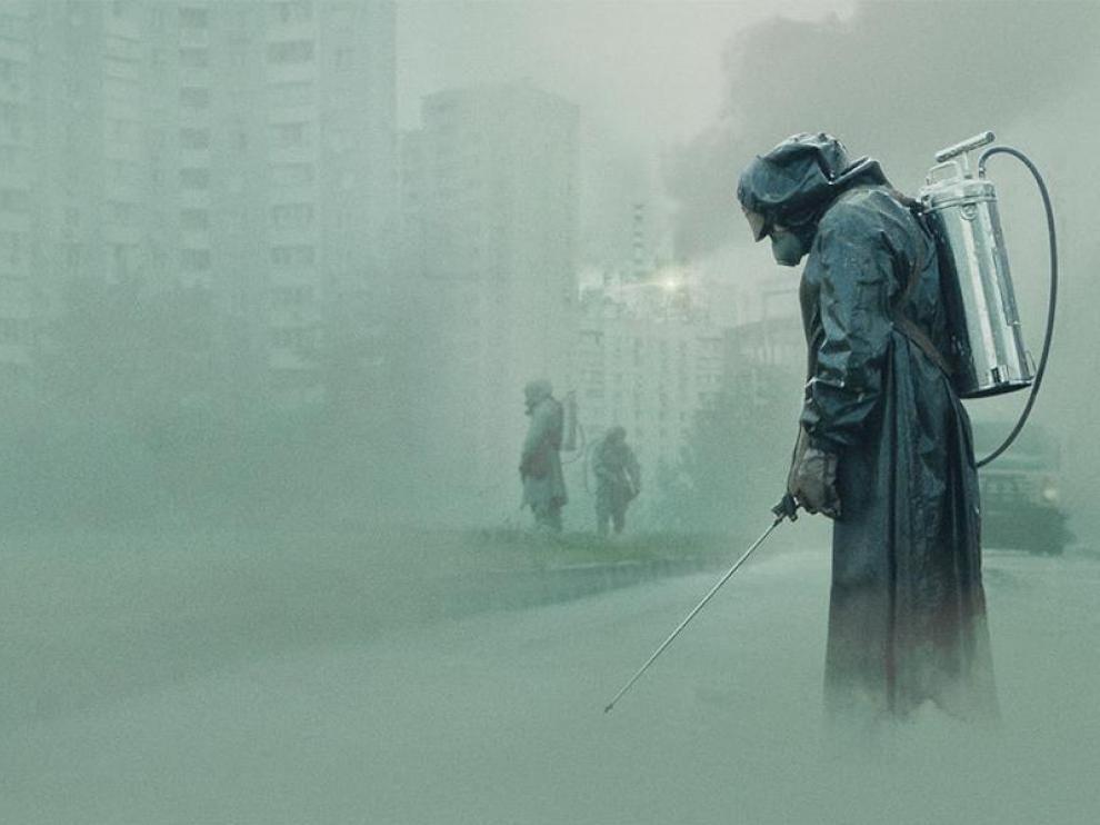 Fotograma de la serie de HBO 'Chernobyl'