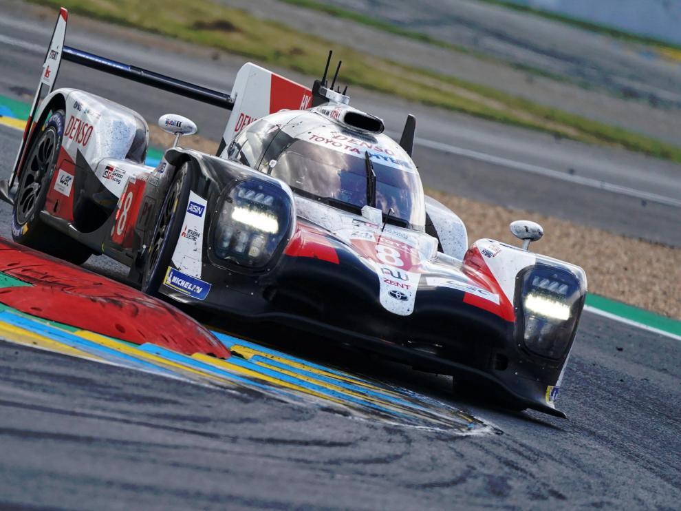 Alonso gana el Mundial de Resistencia tras repetir triunfo en la 24 horas de Le Mans
