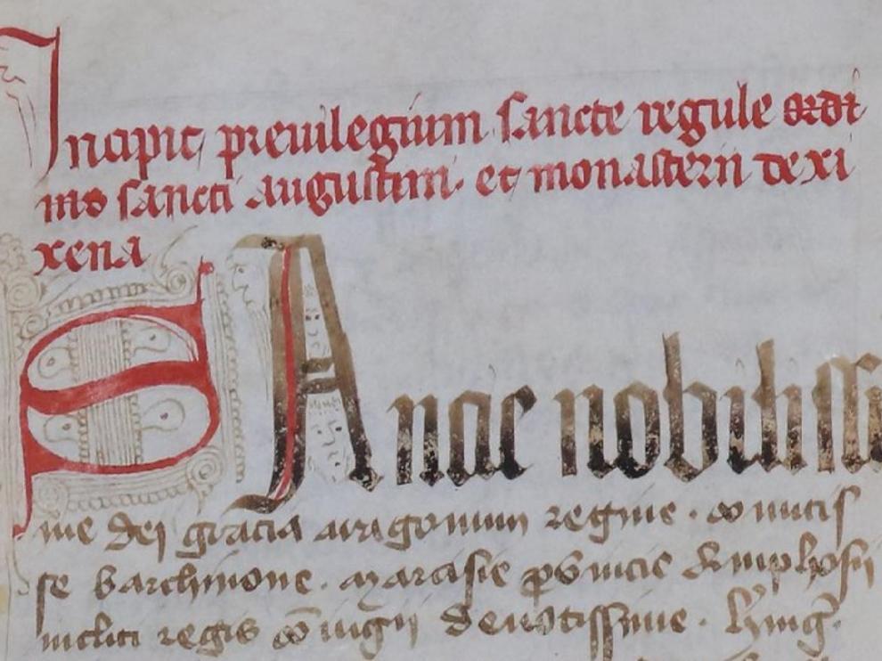 Códice de Doña Blanca de Aragón de Sijena