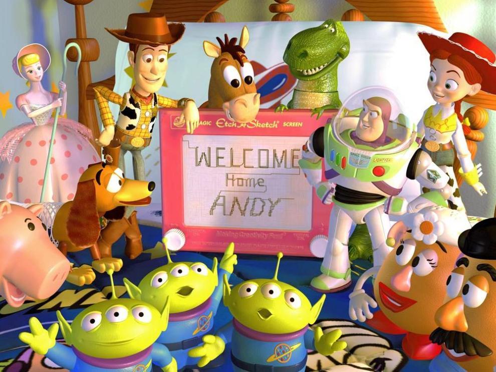 Fotograma 'Toy Story 2'