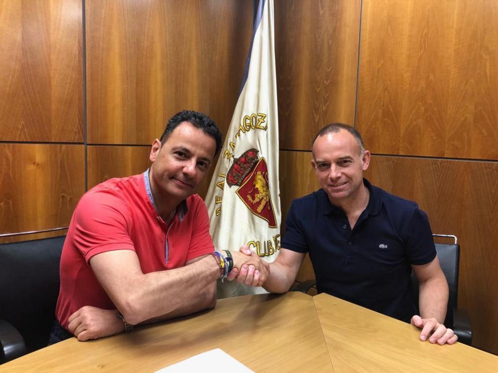 El Real Zaragoza ficha a Ireneo de los Mártires Almingol como nuevo jefe de los servicios médicos