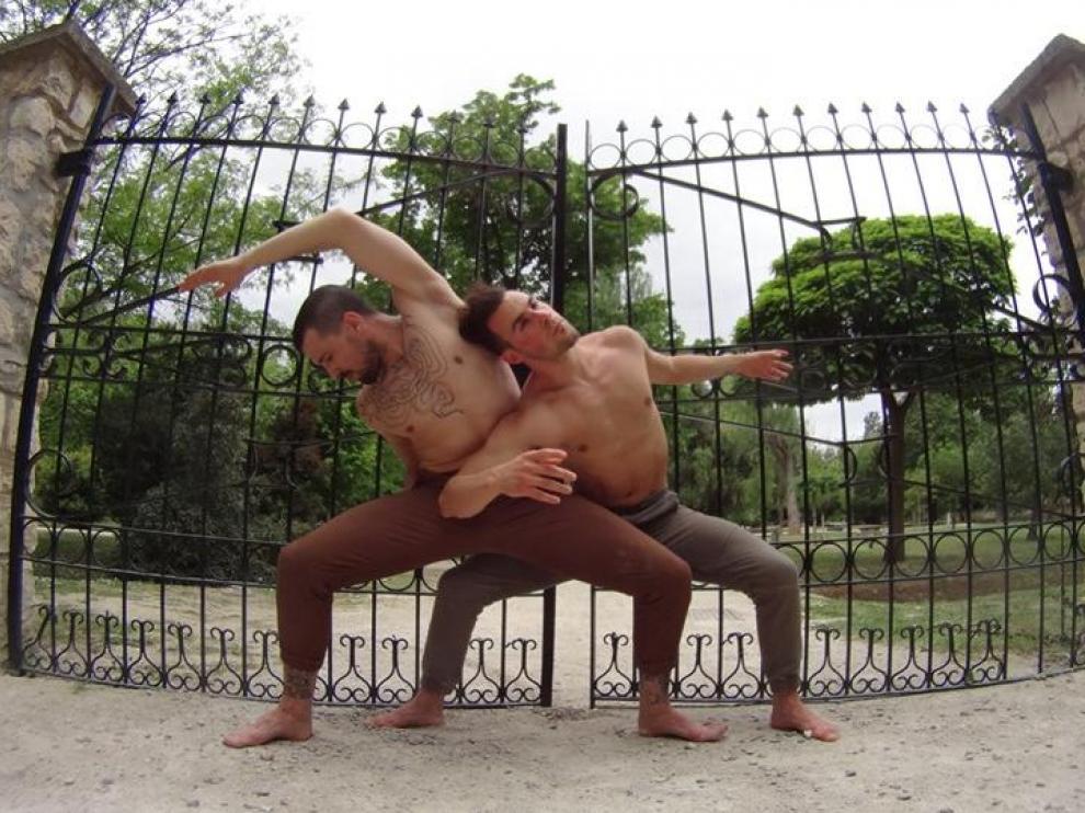 Los zaragozanos Iván Benito y Nacho Fernández forman Dynamiqa.
