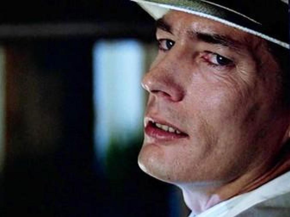 El actor Billy Drago