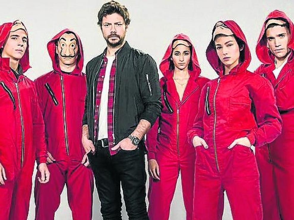 'La Casa de Papel',una de las series más aclamadas por el público, se estrena en Netflix el 19 de julio.