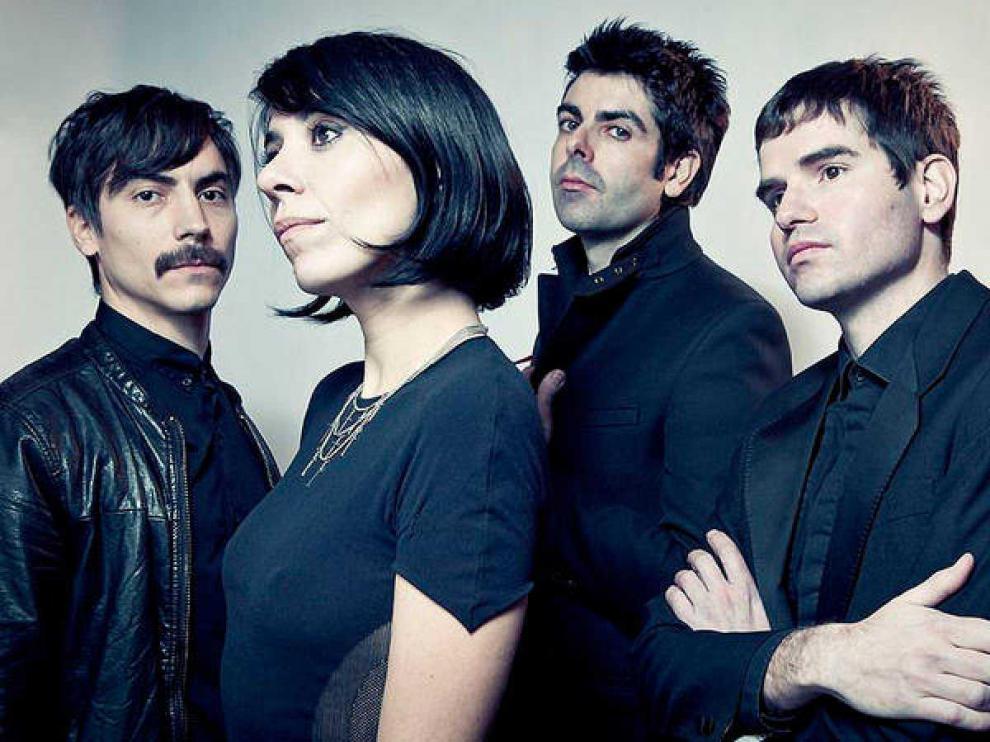 El grupo musical Dorian estará el 27 de julio en el Pablo Serrano