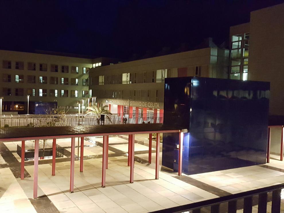 Este jueves se ha convocado una concentración de repulsa a este tipo de agresiones en la puerta del Hospital Universitario de Ceuta.