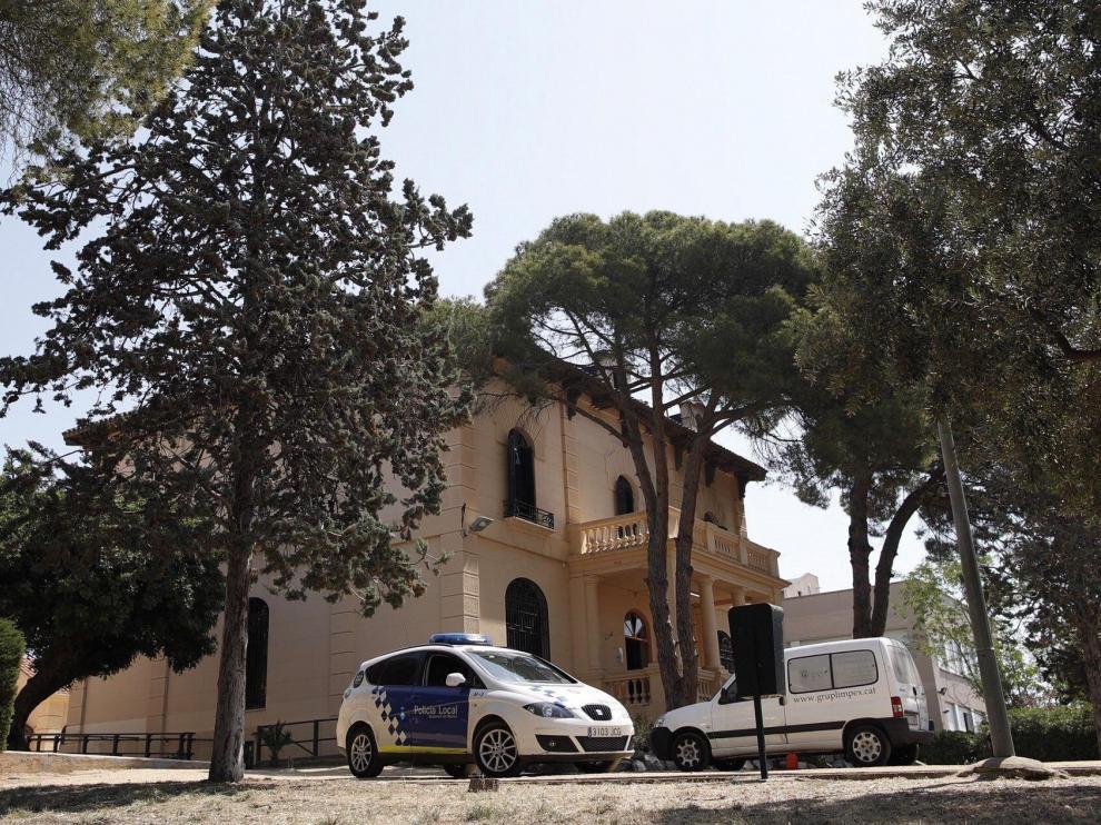 Centro tutelado de MENAS en Masnou, Barcelona.