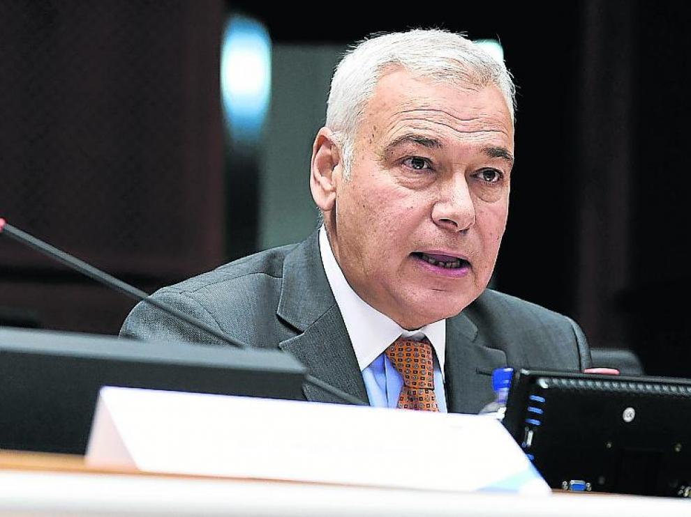 Dimitriadis, miembro del Consejo Económico y Social Europeo.