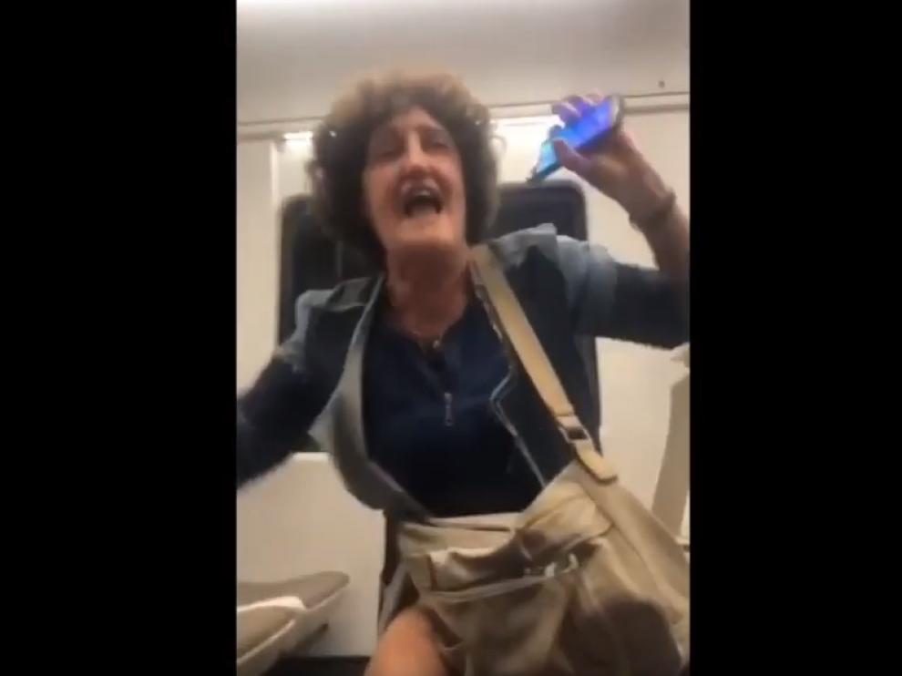 Agresión racista en el tren de Bilbao.