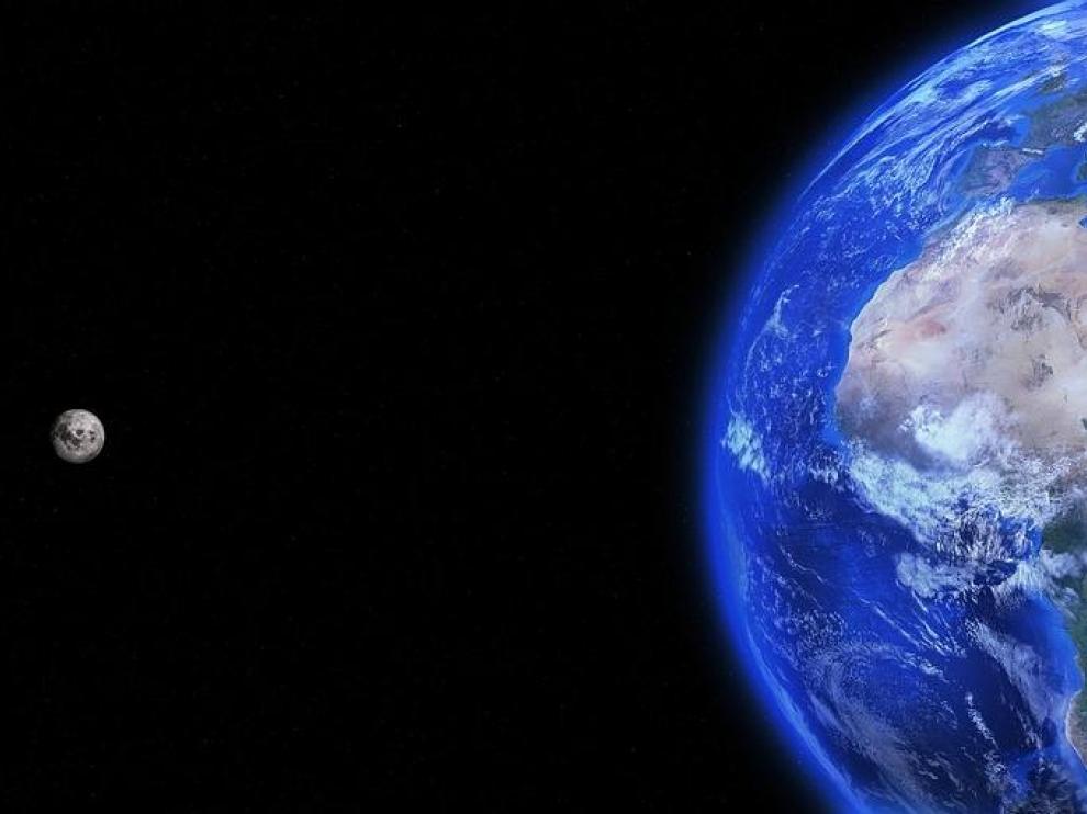 """La """"aldea lunar"""", que inicialmente será solo robótica, servirá durante las próximas décadas para completar la exploración del satélite natural de la Tierra,"""