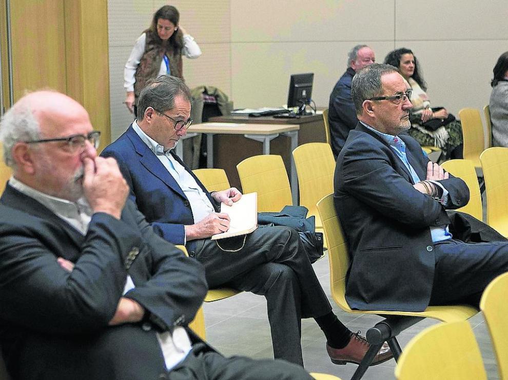 Anticorrupción evita así que el fallo de la Audiencia sea firme y busca una  condena para los tres
