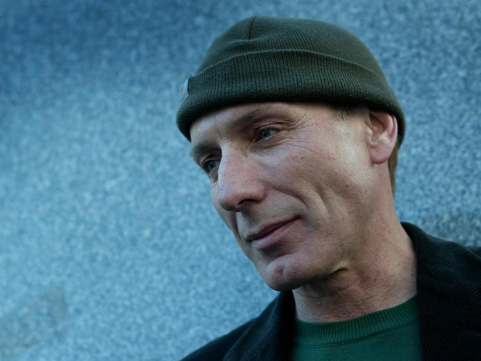 Imagen de archivo del actor Eusebio Poncela.