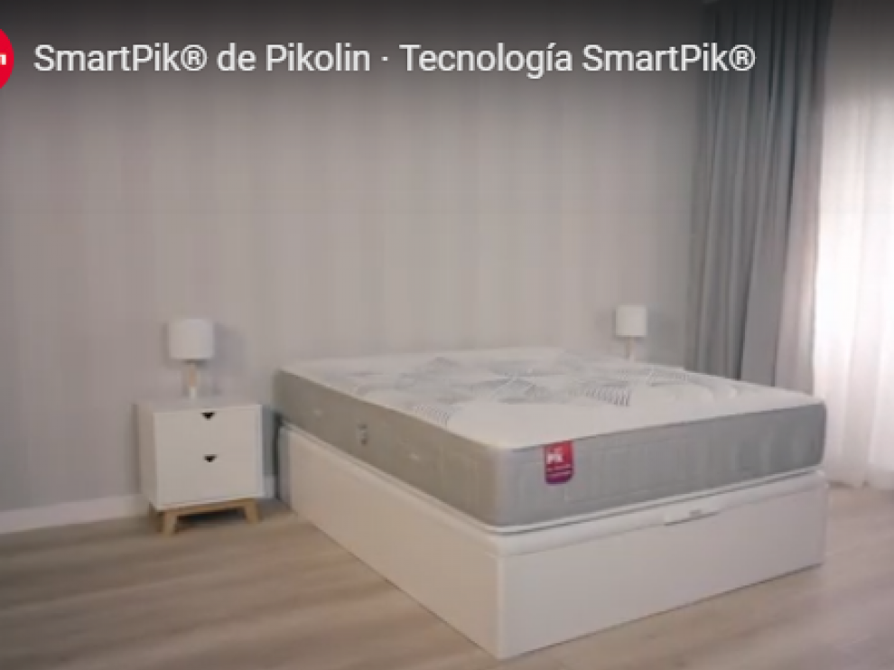 El grupo Pikolin lanza una versión renovada de su colchón inteligente: Smartp!k.