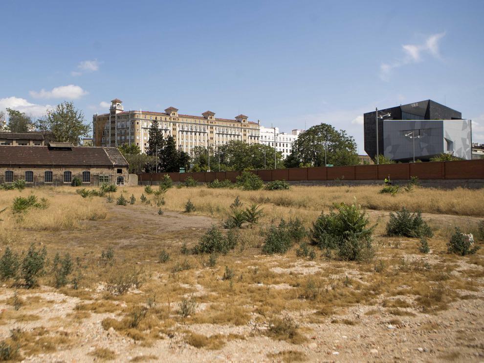 Brial compró los terrenos de Averly en 2013 y confía en empezar a construir el próximo año.