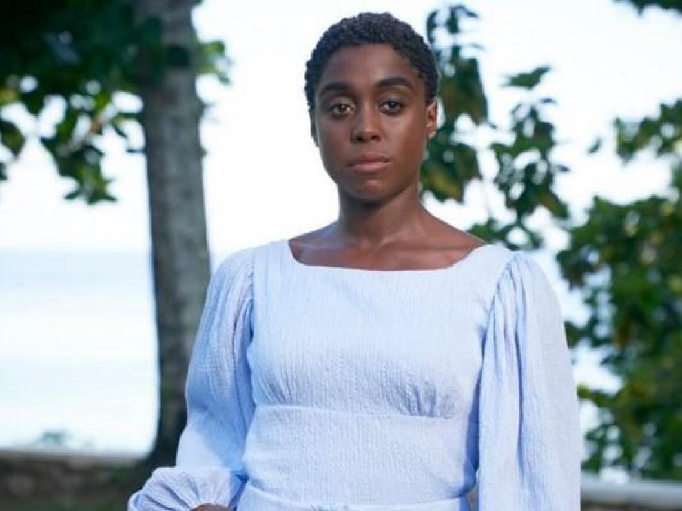 Lashana Lynh interpretará a James Bond en la prócima película de la saga.
