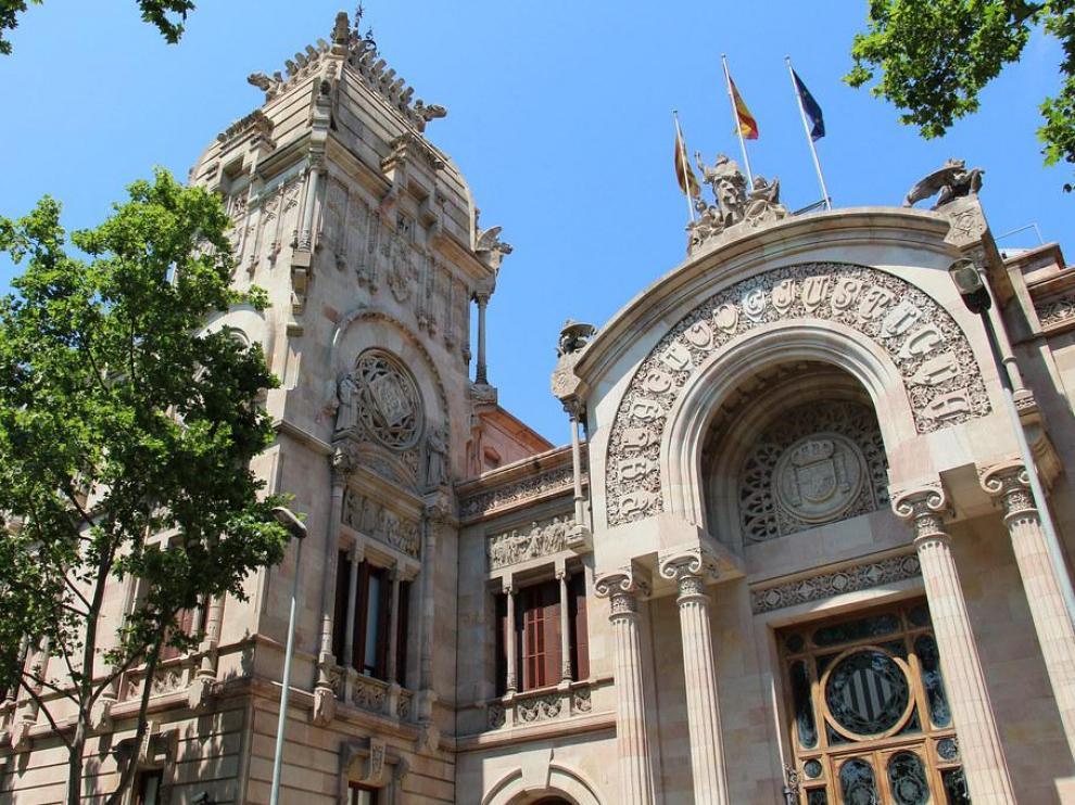 Palau de Justicia de Barcelona