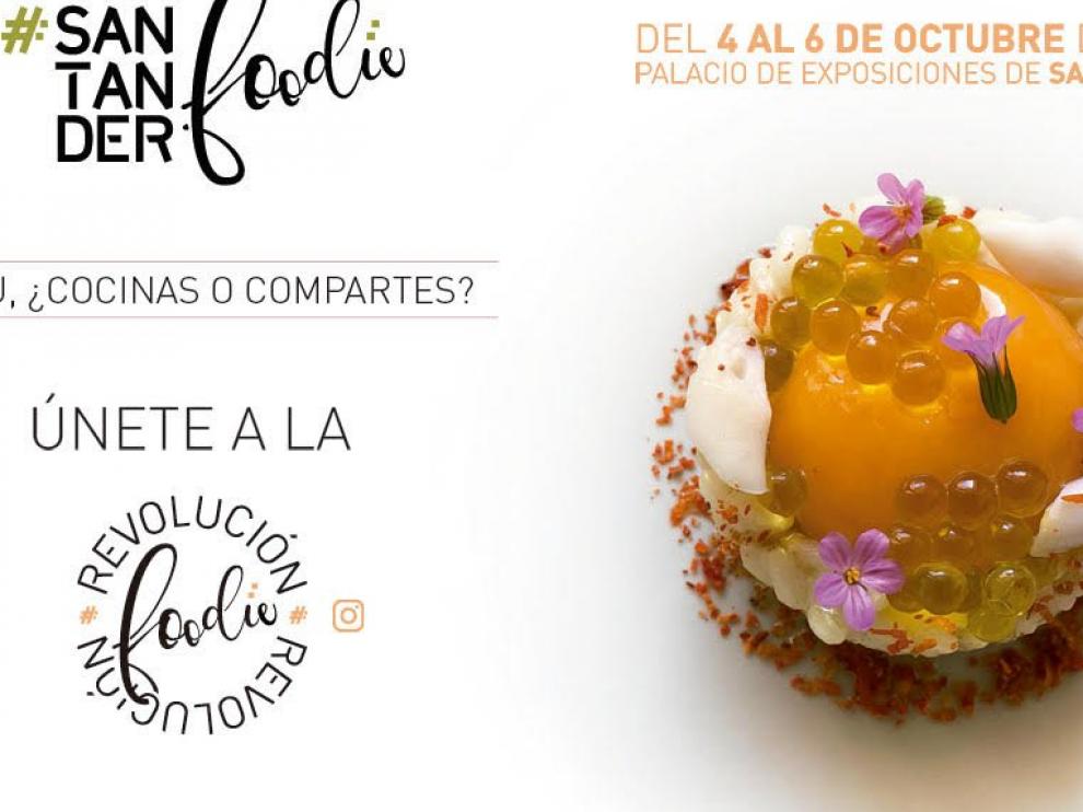 Santander Foodie se celebrará del 4 al 14 de octubre.