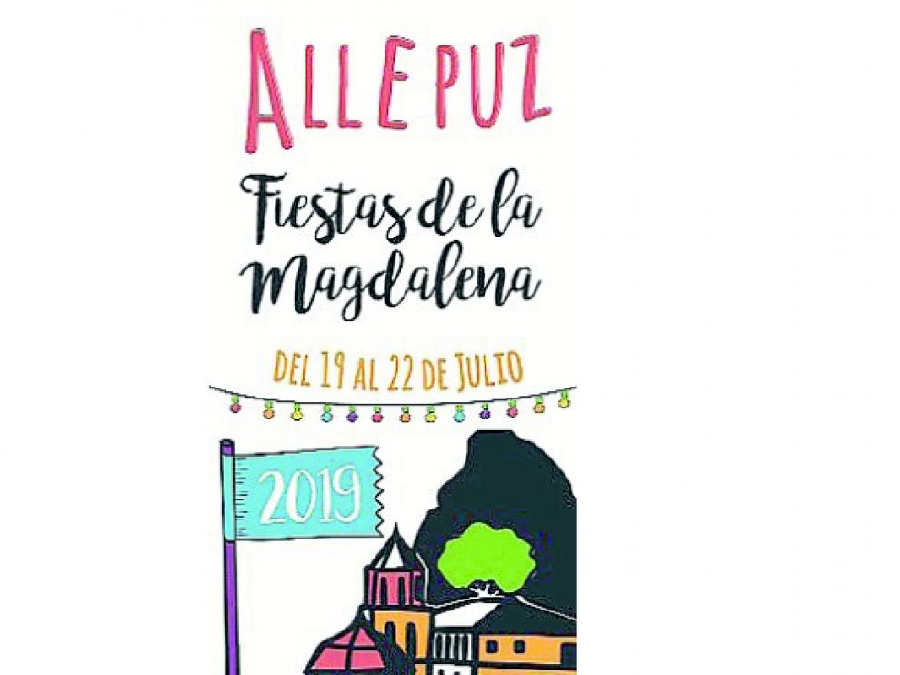 Programa fiestas Allepuz