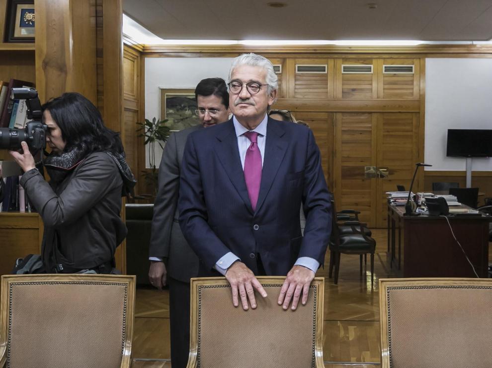 El consejero delegado de Endesa, José Bogas, en una imagen de archivo.