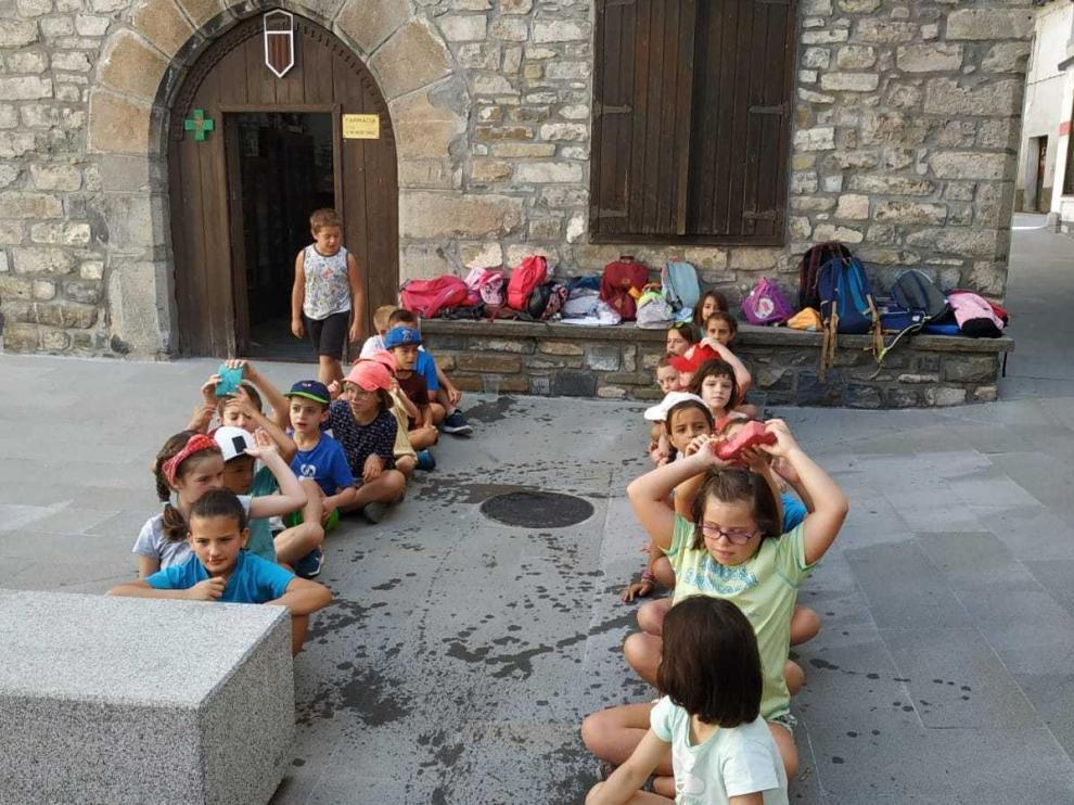 Escuela de Verano de La Jacetania.