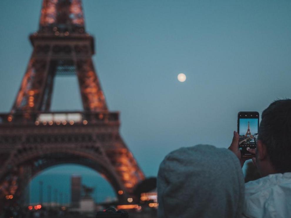 Fotografía viaje turismo París