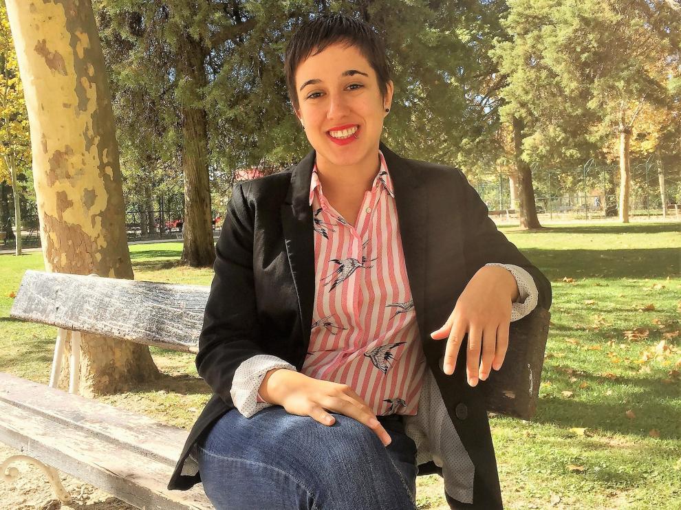 Selene Gálvez, fundadora del proyecto Copiloto Emocional