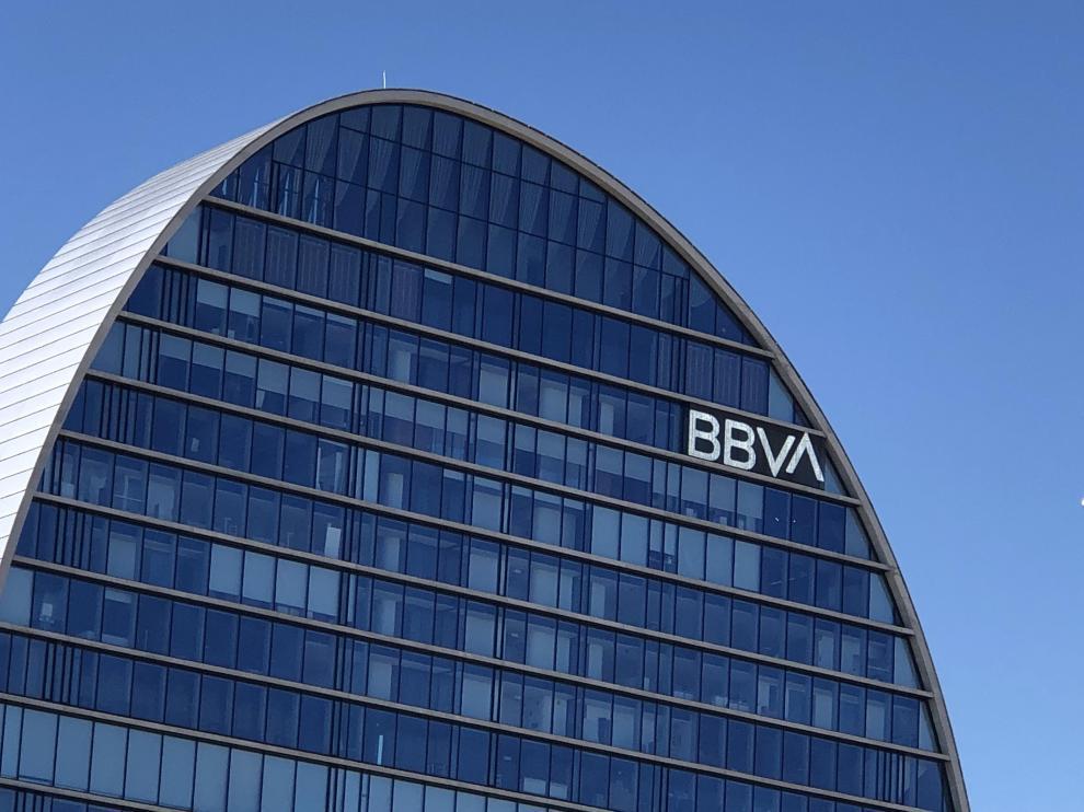 Foto de la sede del BBVA