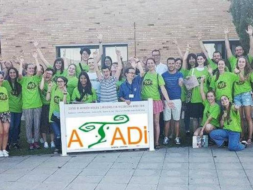 Campo internacional de voluntariado juvenil