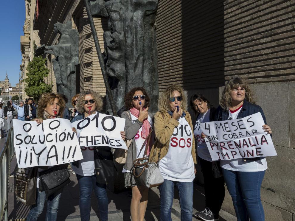 Protestas del 010 / 06-10-2017 / FOTO: GUILLERMO MESTRE [[[FOTOGRAFOS]]]