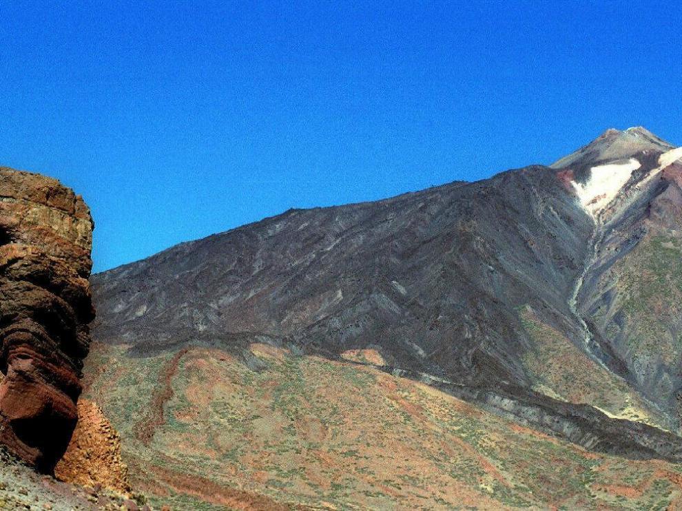 Resultado de imagen de El Teide será un asentamiento prehistórico en 'Los Eternos', nueva película de Marvel
