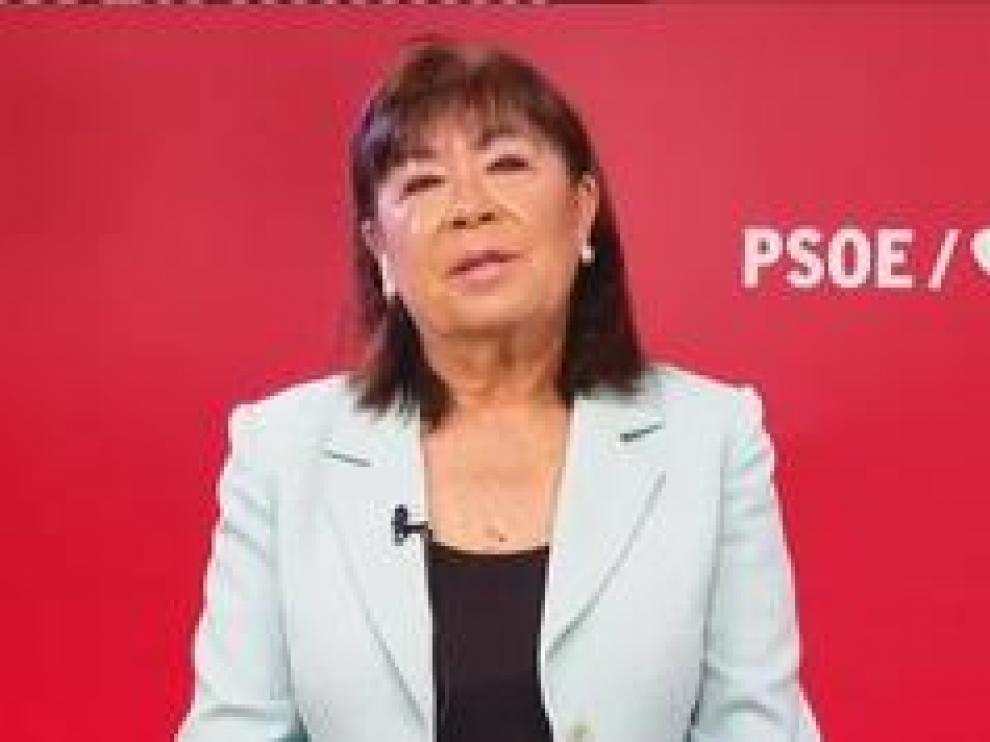 """La presidenta del PSOE, Cristina Narbona, ha calificado como una """"falta de respeto"""" las propuestas recibidas por parte del PP en los últimos días. Recientemente los populares lanzaban otra propuesta: la abstención del PSOE ante una posible """"alianza de constitucionalistas"""" con un pacto de Gobierno entre PP y Ciudadanos."""