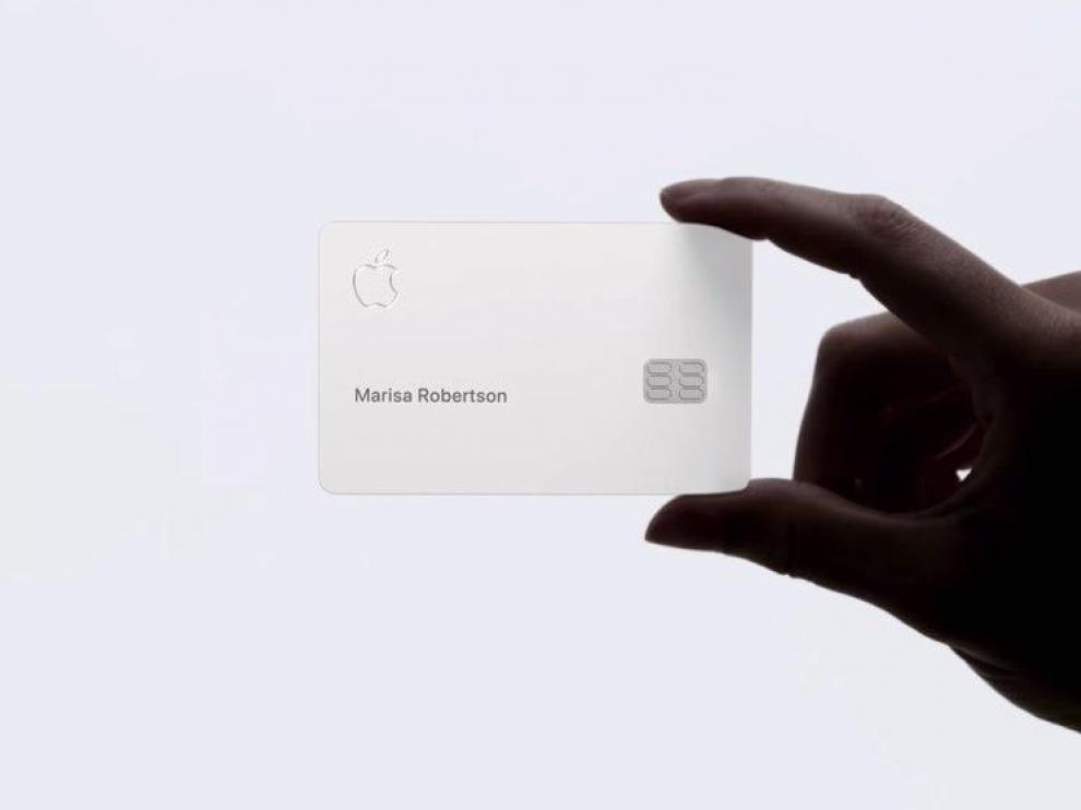 Apple Card.