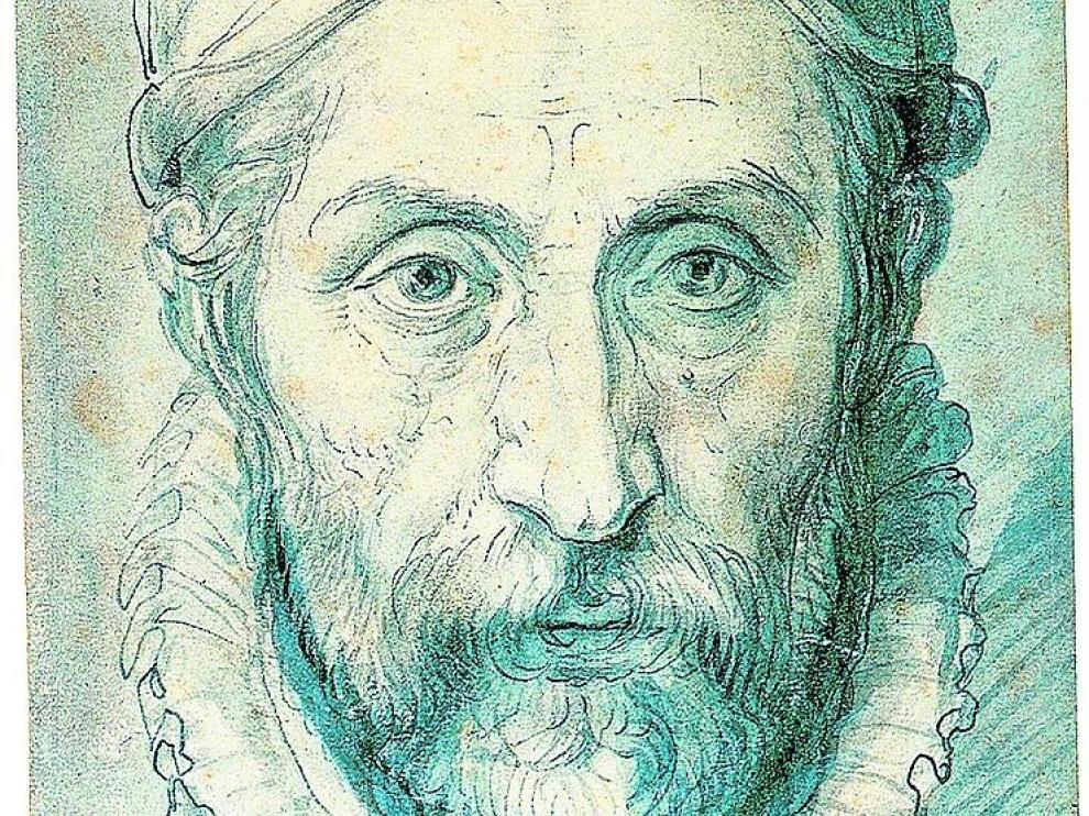 Autorretrato de Giuseppe Arcimboldo