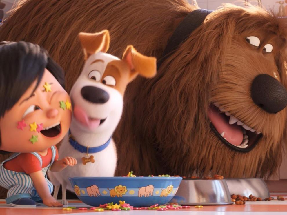 Fotograma de 'Mascotas 2'