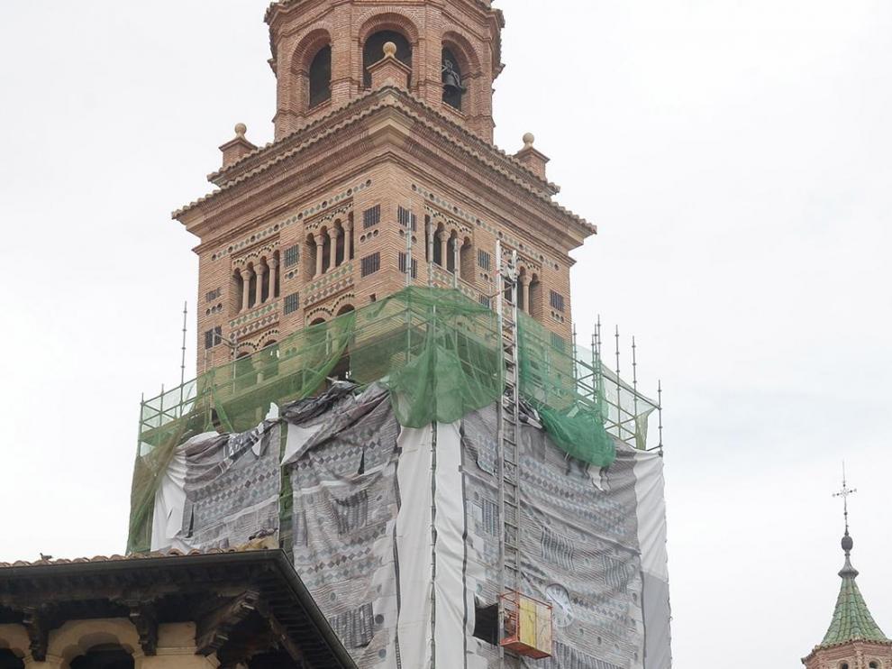 Torre mudéjar de Teruel.
