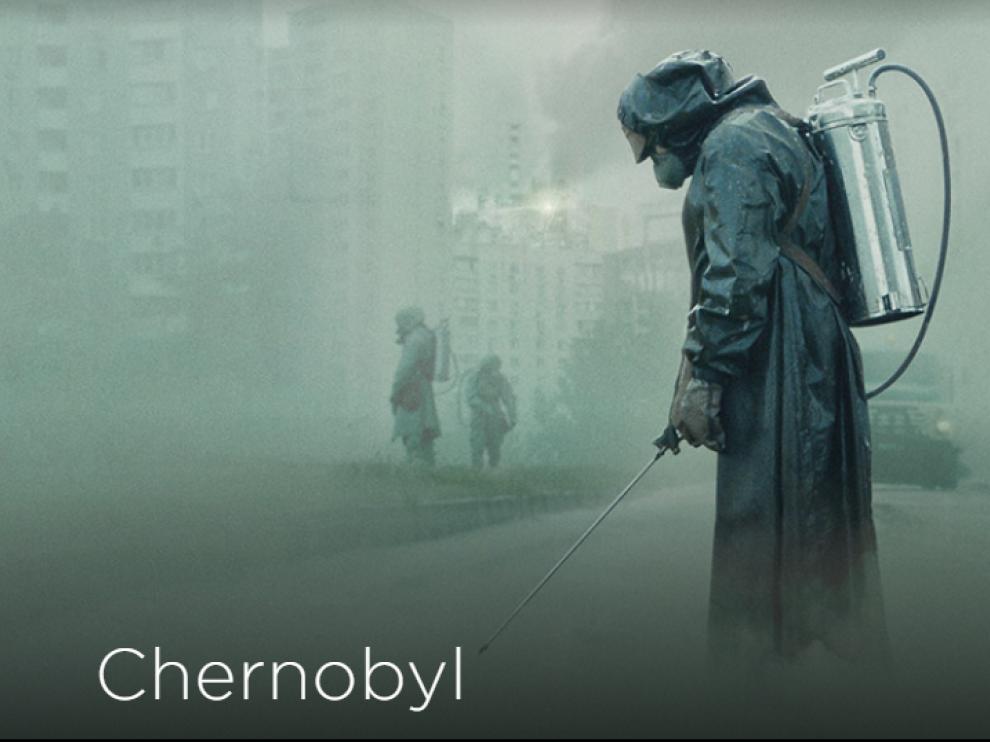 'Chernobyl', basada en el accidente nuclear de Chernóbil en 1986, es una de las series del momento.