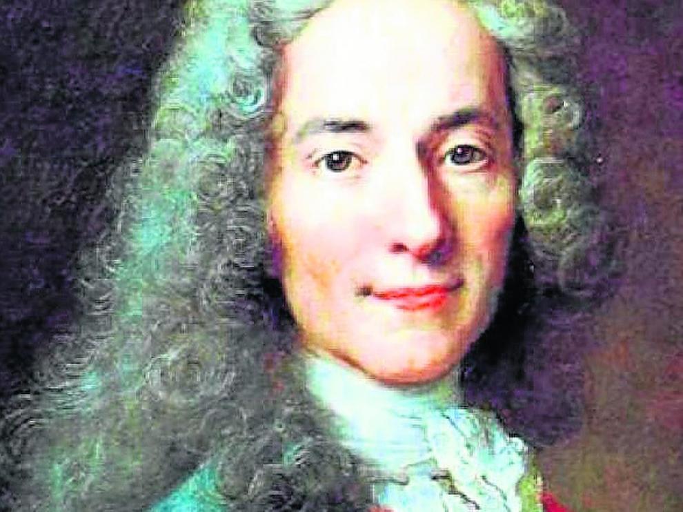 Voltaire fue un escritor con ingenio y humor, pero poco dado a los afectos y las amistades.